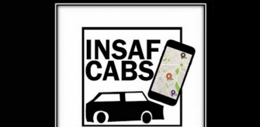 insaf emergency cab service