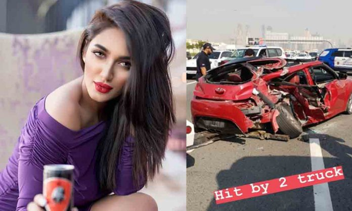 mathira accident