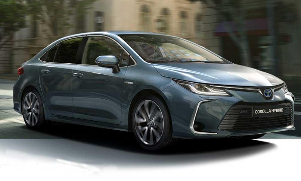 2020 Hybrid Corolla Euro Expected In Pakistan Brandsynario