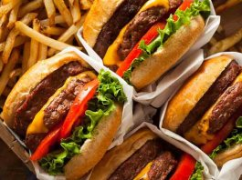 7 fast food joints