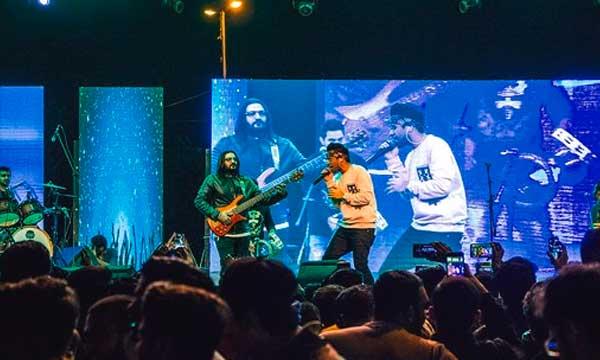 Asim Azhar Concert