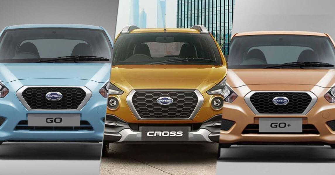 Ghandhara to Launch Datsun Cross, Datsun Go Hatchback ...