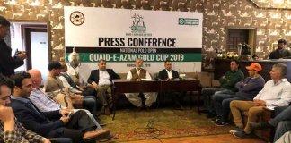 Quaid-e-Azam Cup 2019