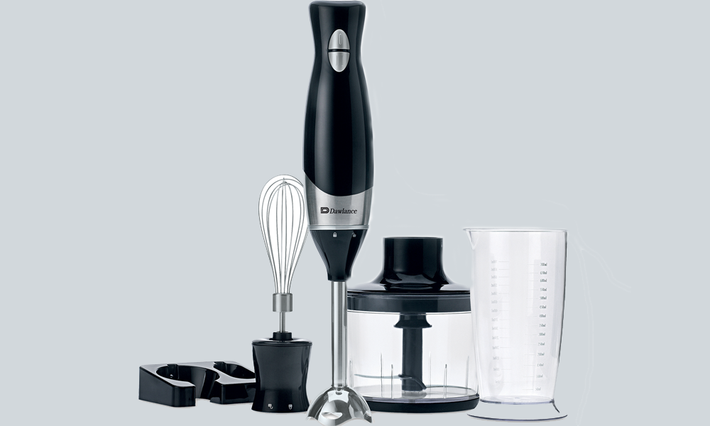 Dawlance Launches Hand Blender for Easy Kitchen-Work