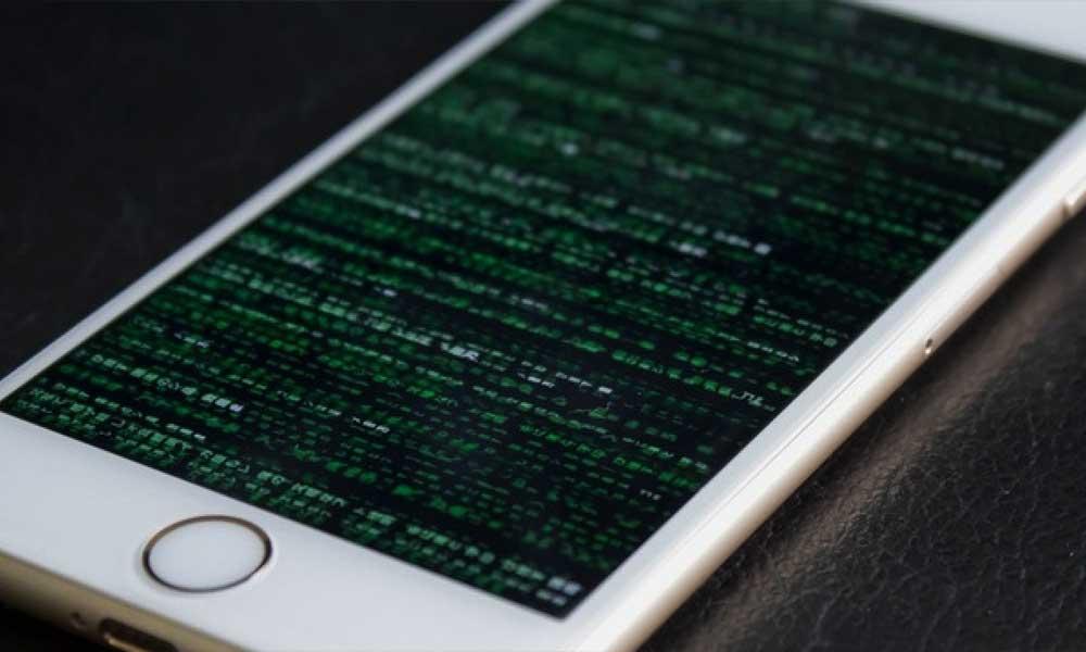 een iphone hacken