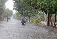 karachi weather update
