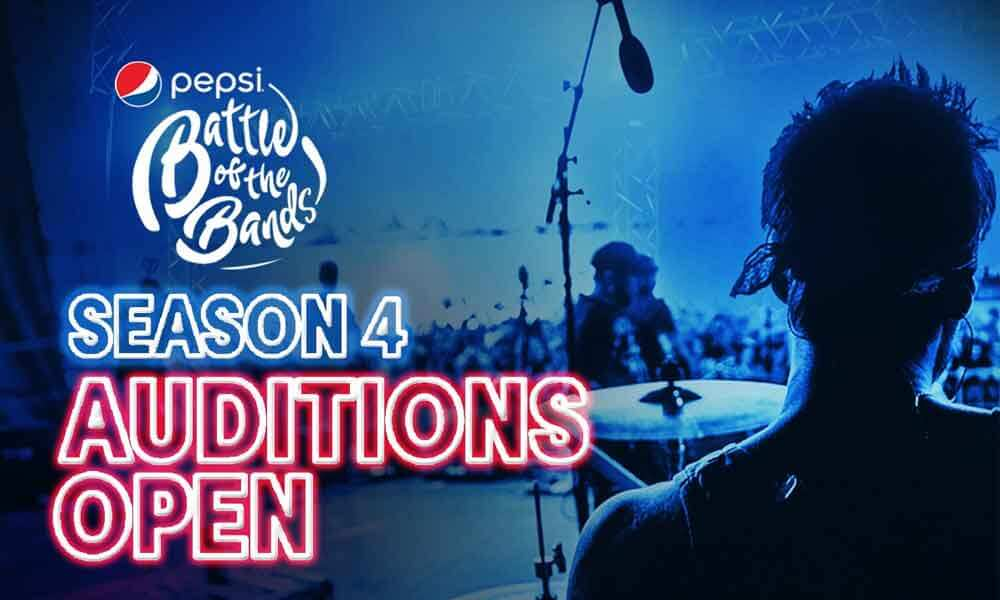 Pepsi Battle of the Bands Has Opened Registrations for