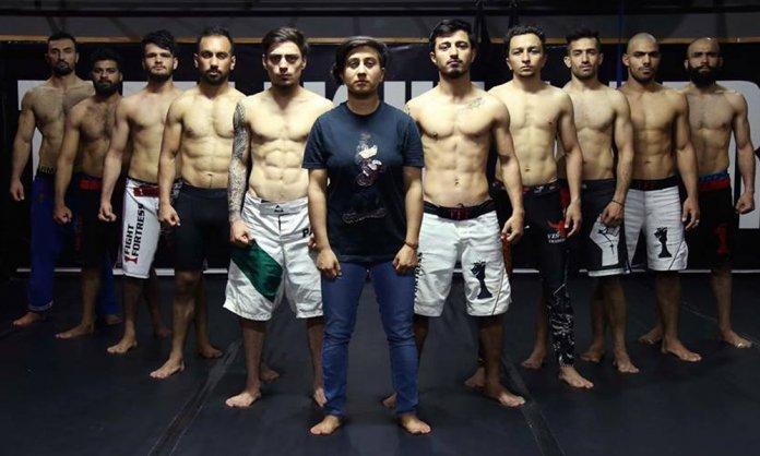 Anita Karim MMA