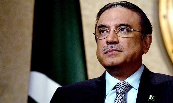 Asif ali zardari income