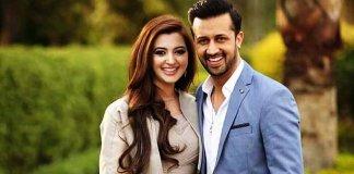 Atif Aslam's Wife Sara Bharwana