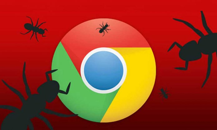 Google Chrome Bug