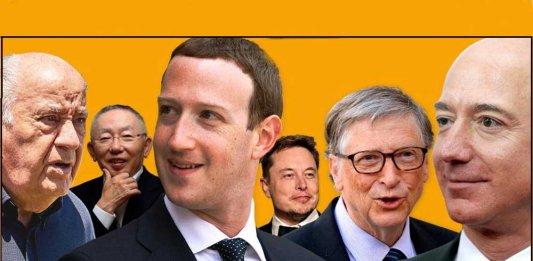Forbes Billionaire List 2019