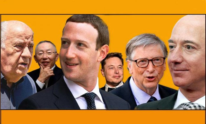 Forbes Billionaire List 2019