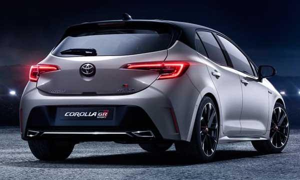 Toyota GR Sport 2019