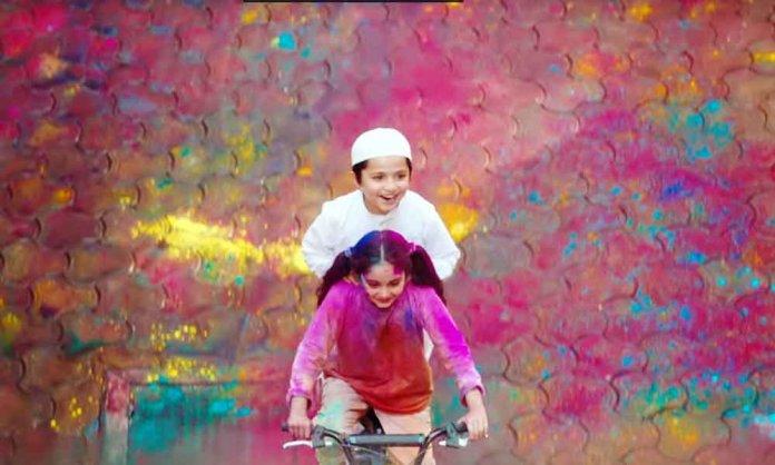Hindustan Unilever's Surf Excel Ad