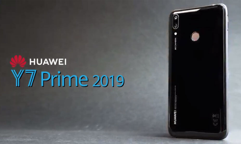 Huawei Y7 Prime 2019 - The New Mid-Ranger King in Here