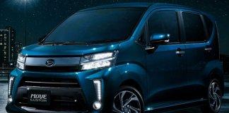 Daihatsu Move-Custom-X