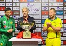 Pakistan-Australia ODI Series