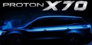 Proton X70