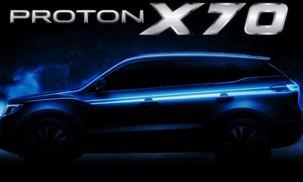 Proton x70 spec