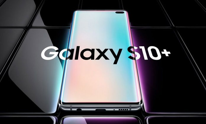 Samsung Galaxy S10 and S10+
