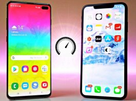 Samsung S10 Plus vs Apple iPhone XS Max