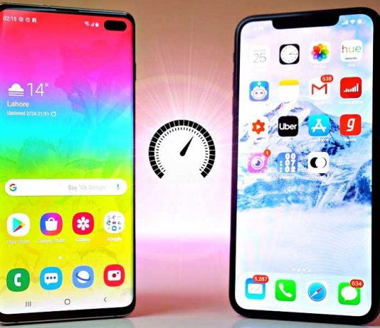Samsung S10 Plus vs Apple iPhone XS Max