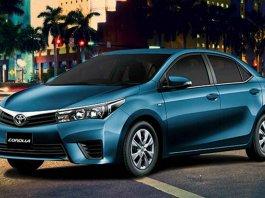 Toyota Car Prices