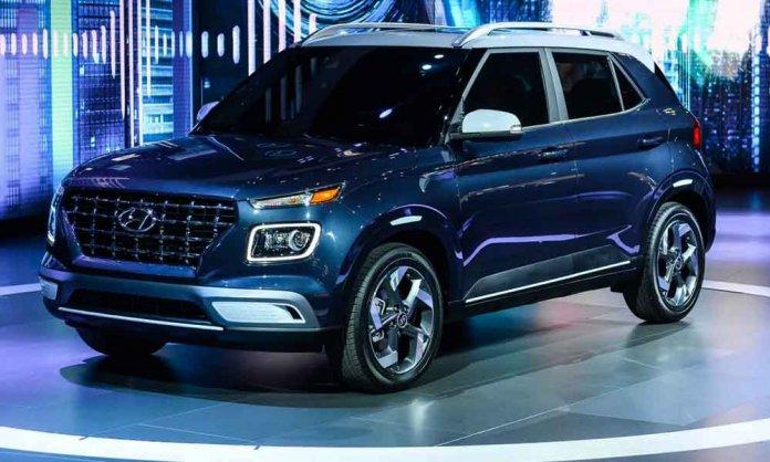 Hyundai Venue Crossover