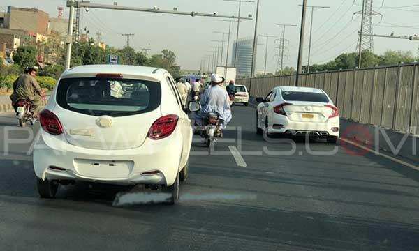 Prince Pearl 800cc Hatchback Pakistan
