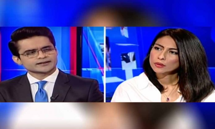 Shahzeb Khanzada's Meesha Shafi Interview