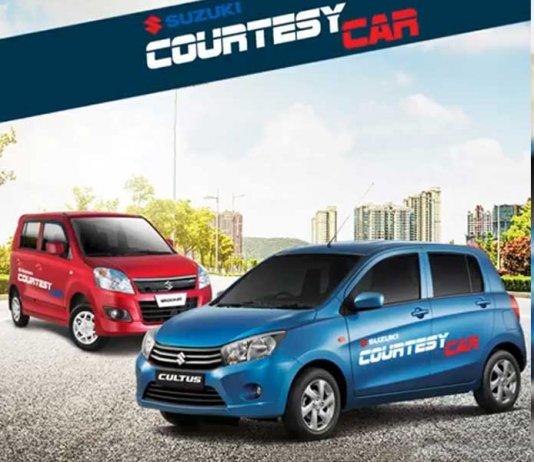 Suzuki Courtesy Cars
