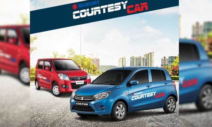 Suzuki Courtesy Cars