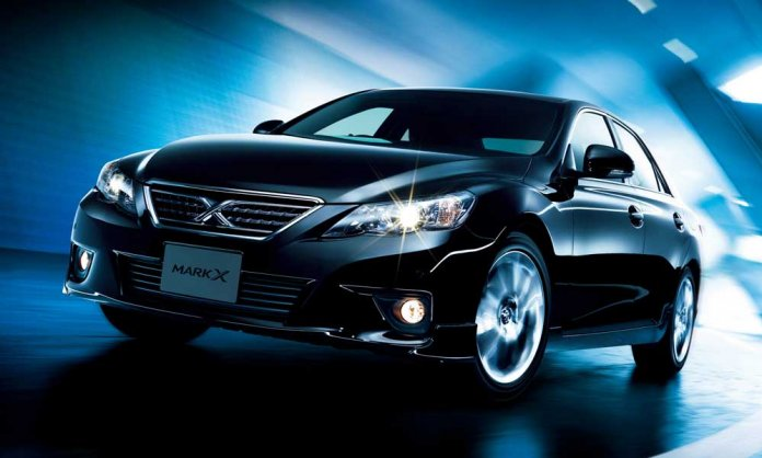 Toyota Mark X Discontinued