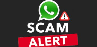 WhatsApp Scam