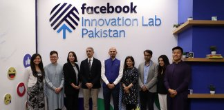facebook innovation lab pakistan