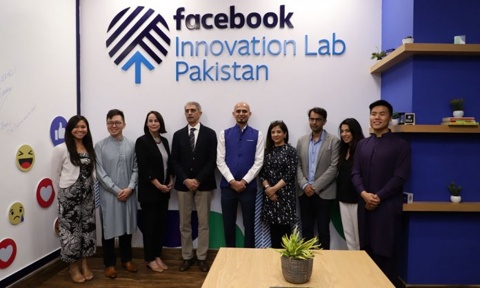 facebook innovation lab pakistan
