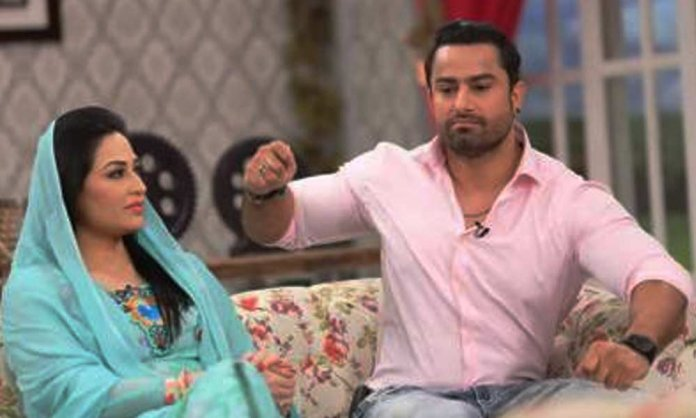 famous pakistani couple