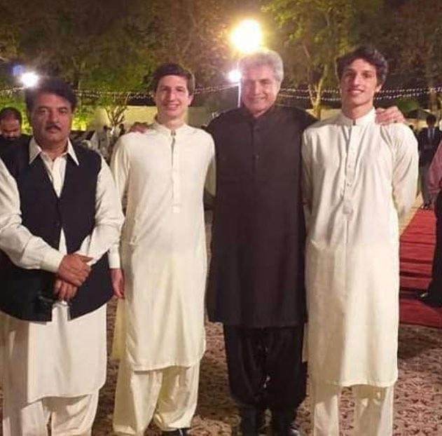 mran khan niece's wedding