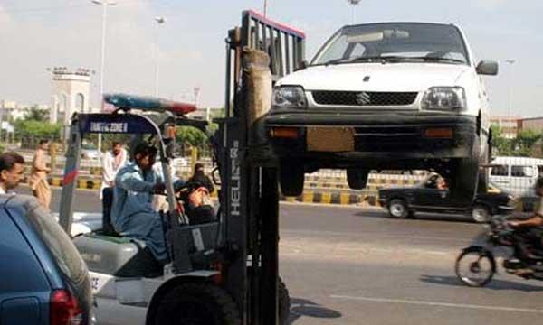 karachi anti encroachment drive