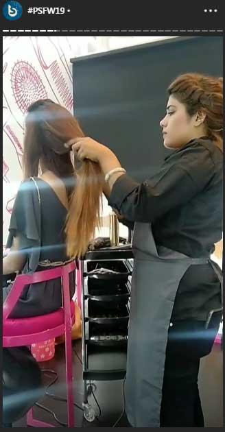 Sunsilk Fashion Edition Makes it BIG at PSFW'19! - Brandsynario