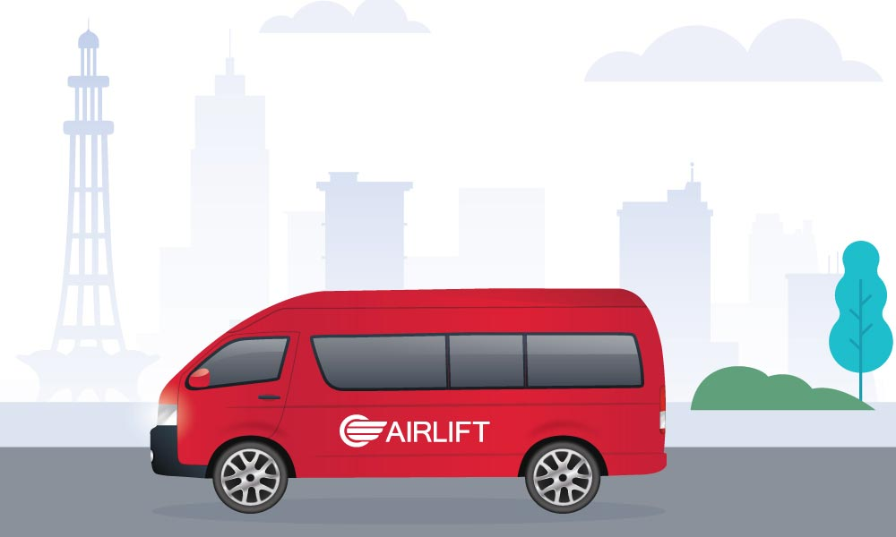 Airlift Pakistan S Newest Bus Hailing App Launched Brandsynario