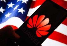 Google ban on Huawei