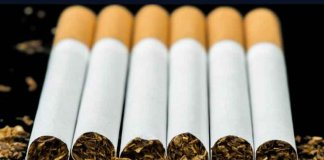 Health Tax on Cigarettes