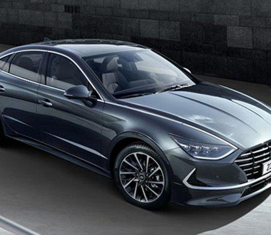 Hyundai Sonata Pakistan