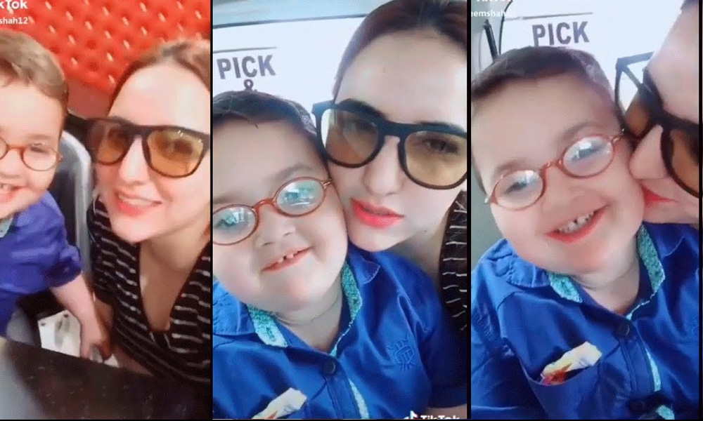 Child Star Ahmed Shah's Inappropriate Video With TikTok