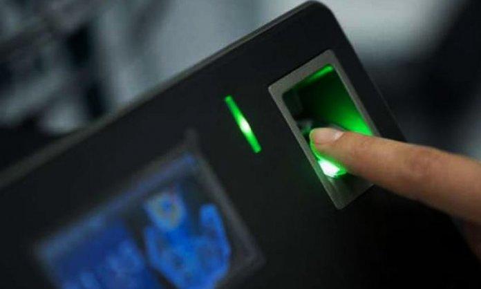 biometric for banks