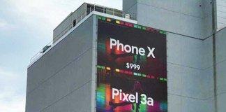 iphone x vs pixel 3a