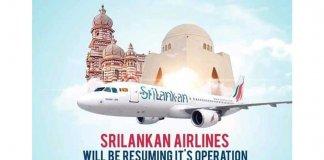 srilankan airlines in pakistan