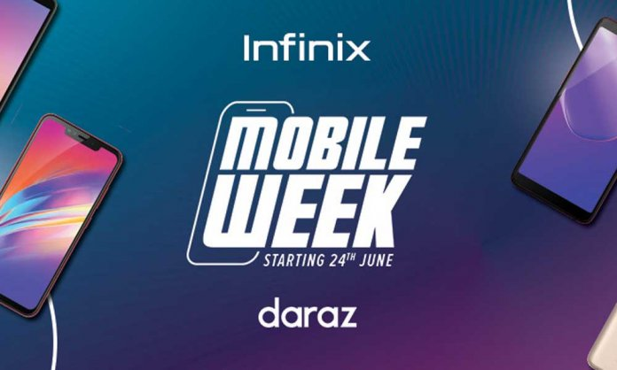 Daraz Mobile Week